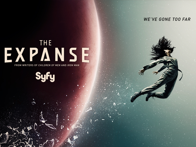 The Expanse –Review